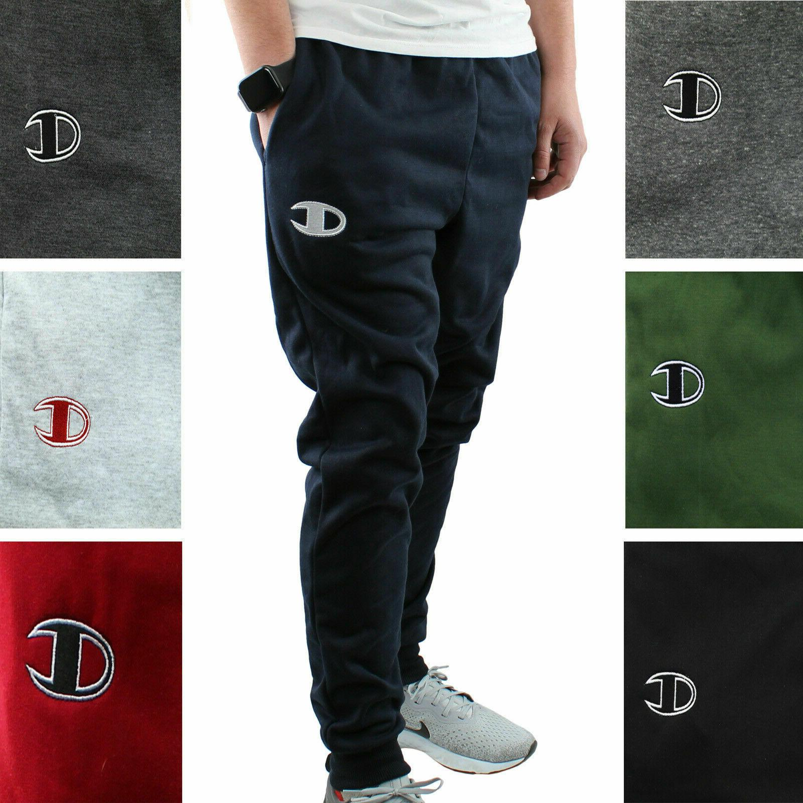 fleece joggers sweatpants men s athletic activewear