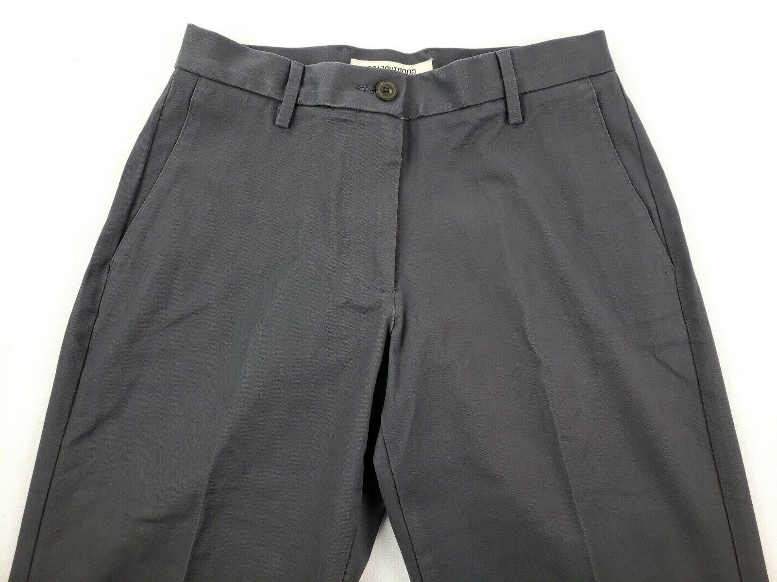 GOODTHREADS Mens Size 28X32 Straight Front Pants SHIP!