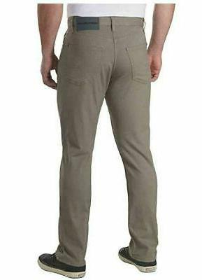Calvin Men's Stretch Straight