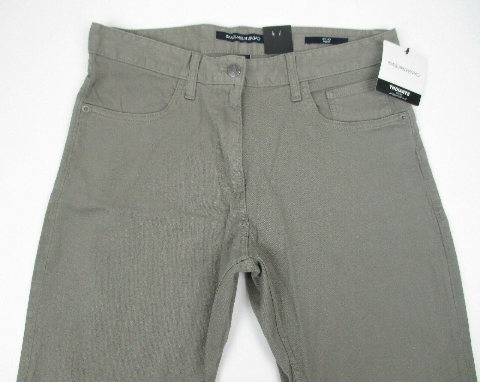 Calvin Jeans Stretch Twill Pants