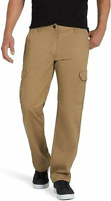 Lee Men's Performance Series Extreme Comfort Twill Straight