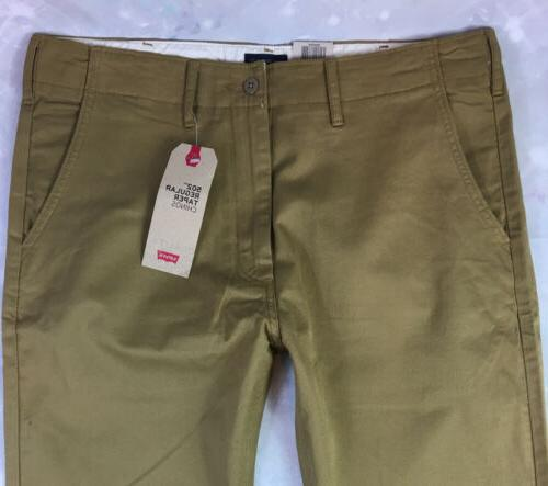 Levi's 502 Fit Chinos Men's W34 $59.50