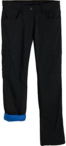 living stretch zion lined pant