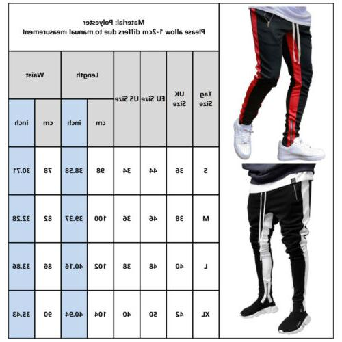 Mens Tracksuit Bottoms Joggers