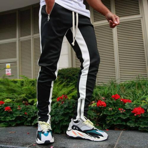 Mens Fit Tracksuit Joggers