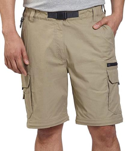 NWT! Convertible Stretch Cargo Pants