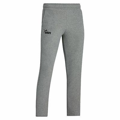 men s essentials logo pants