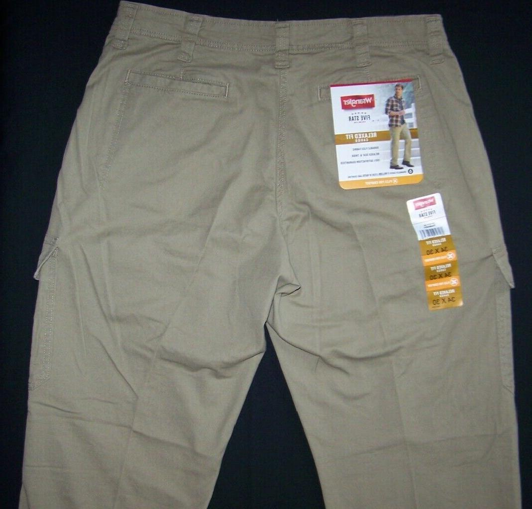 Mens Cargo w Fit Tech ALL SIZES