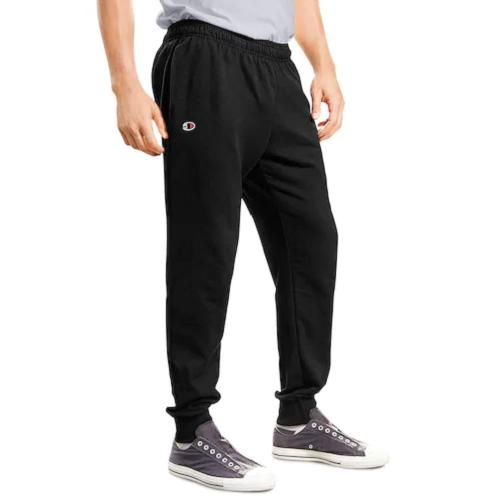 men s french terry jogger pants