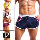 Men's GYM Shorts Training Running Sport Workout Casual Joggi