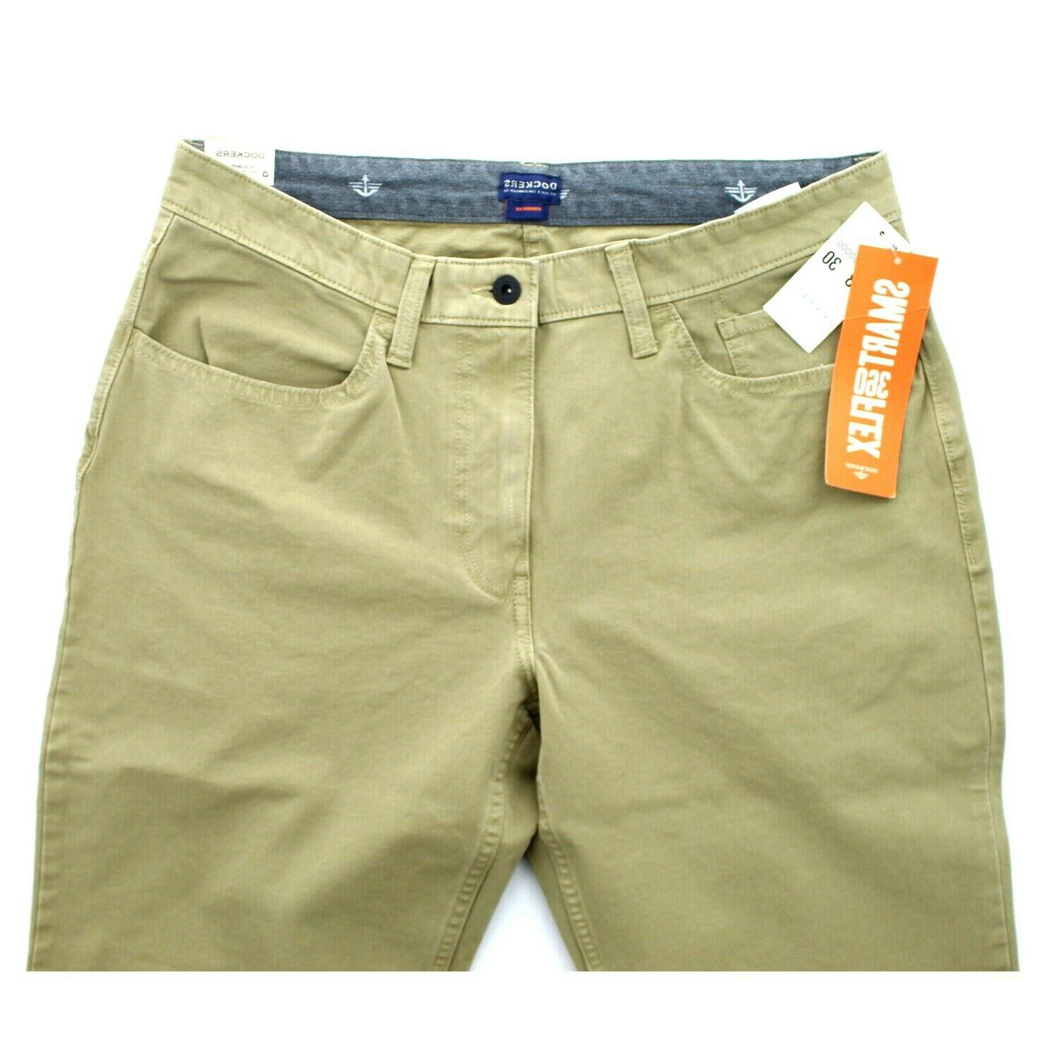 Dockers Straight Fit Way Stretch Smart 360