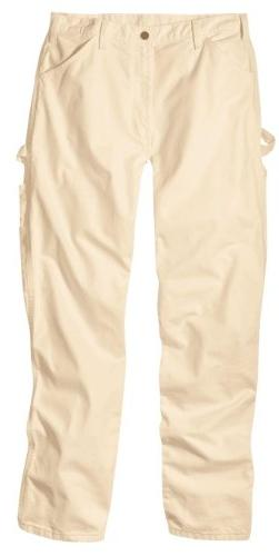 Dickies 1953NT42X32 Natural Painters Pants - 42-inch x 32-in