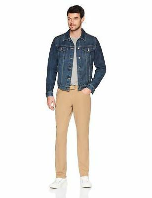 Goodthreads Men's Slim-Fit Chino 34W x