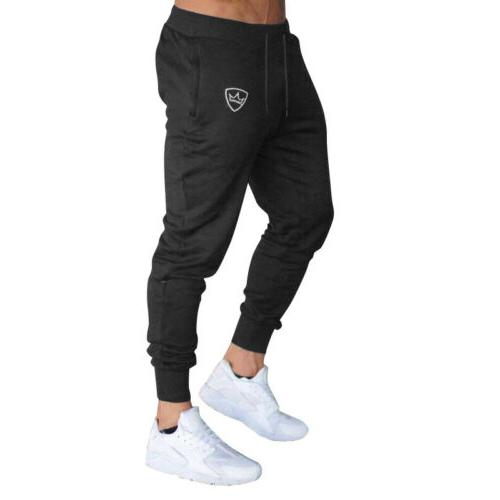 Men Sport Jogging Joggers US