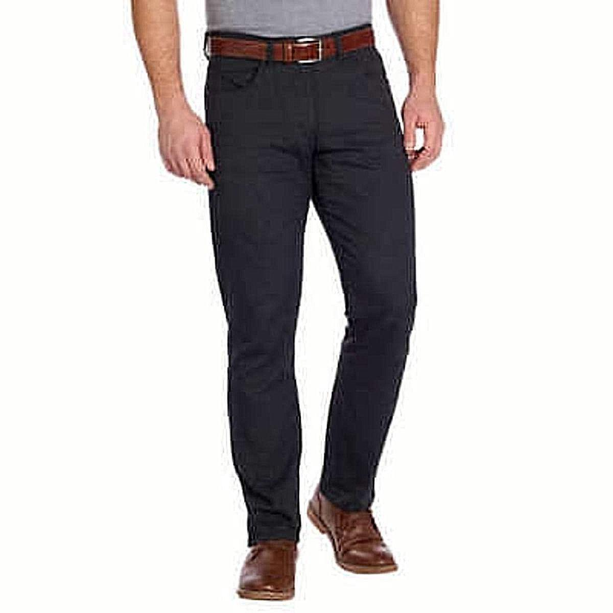 Calvin Klein Men's Stretch Slim Fit Lifestyle Pants - Size: