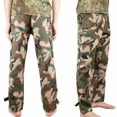 Camping Combat Military Men's Camouflage