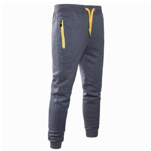 Men Pants Trousers Fitness Workout Joggers Gym