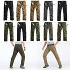 Mens Army Military Combat Cargo Pants Outdoor Camping Fishin