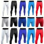 Mens Compression Shorts Pants Exercise Base Layers Gym Cloth