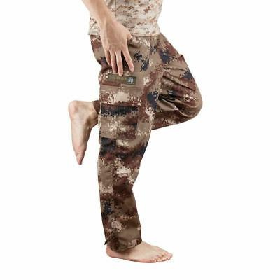 Camping Combat Military Men's Trousers Camouflage