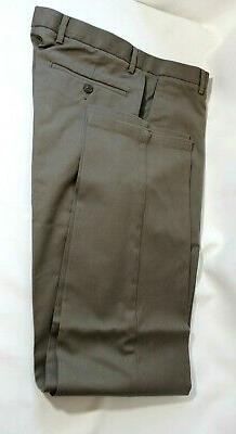 Mens Olive/Grey Goodthreads Straight Leg Pants Size 34 x 32,