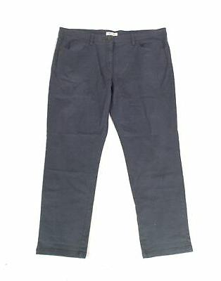 mens pants blue size 40x30 slim khakis