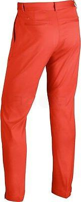 NIKE GOLF Mens Pants FLAT FRONT 833194 852 standard fit ORAN