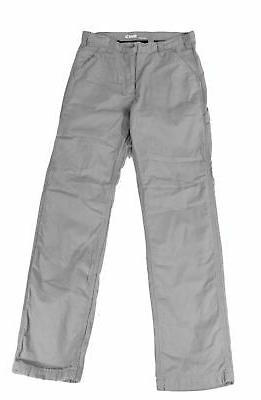 mens pants gray size 31x30 work rugged