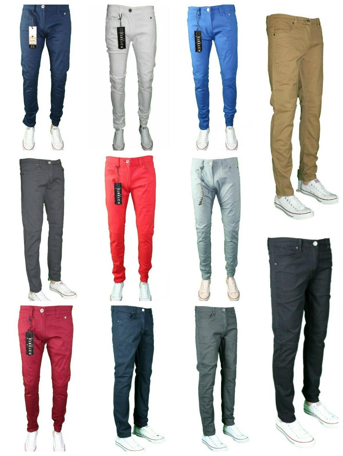Mens SLIM Casual Pant