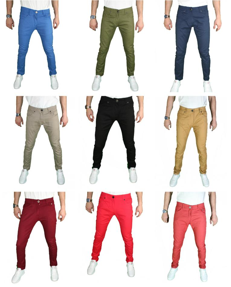 Mens FIT STRETCH SLIM FIT Casual