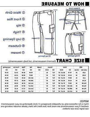 Match Mens Slim-Tapered Flat-Front Casual Pants (32, 8105, B