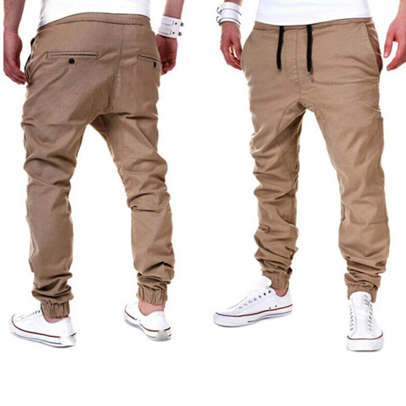 Mens Long Trousers Workout