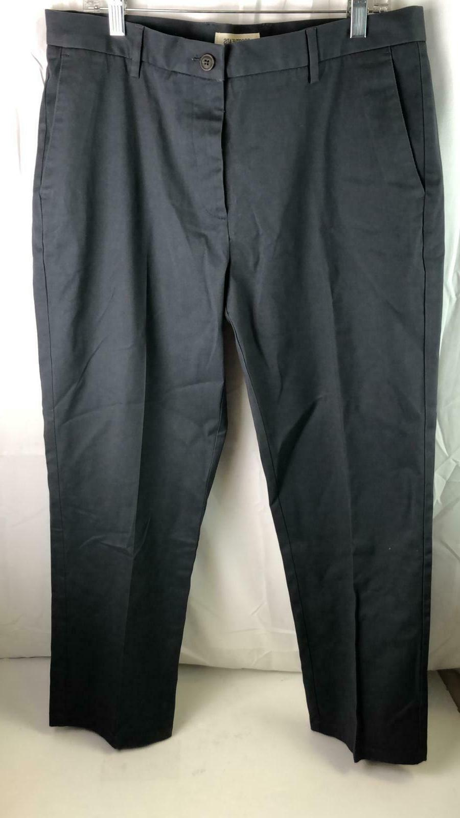 mens straight pants size 35x28