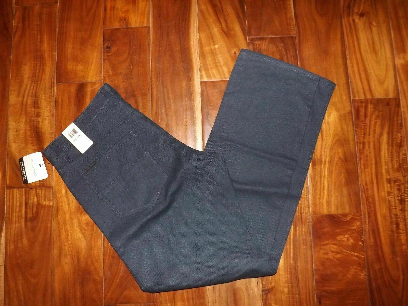 new ck jeans pants blue 36x34 straight