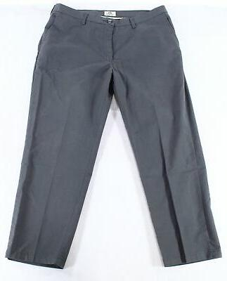 new deep gray mens size 38x30 relaxed