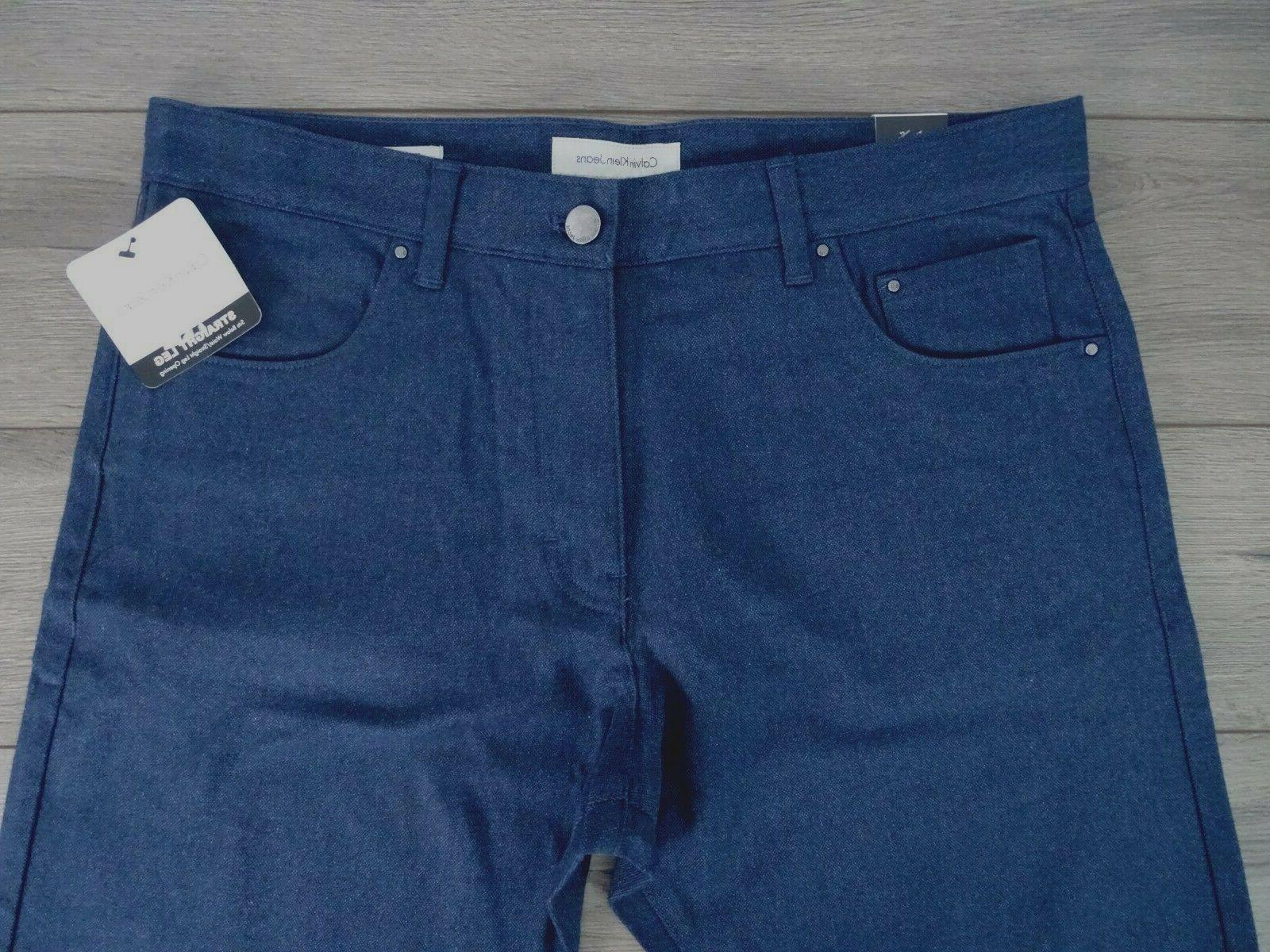 NEW!! Calvin Klein Straight Casual Size 36