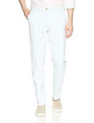 new white mens size 33x29 button front