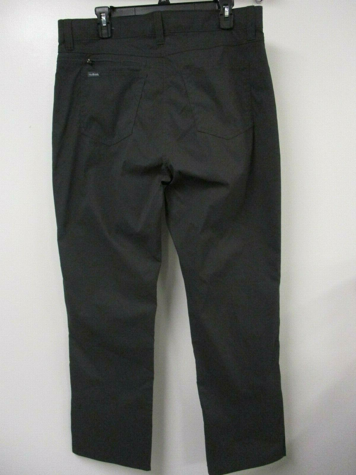 New without Tags- Bauer Adventure Pants X 30 in Gray