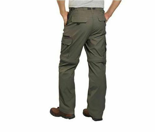 NWT! Convertible Stretch Cargo Pants Shorts