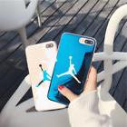 Original Jordan Flying Man Glossy Cool Soft Back Case For iP