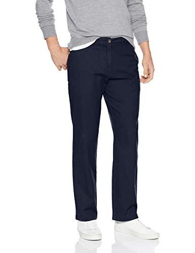 relaxed fit casual stretch