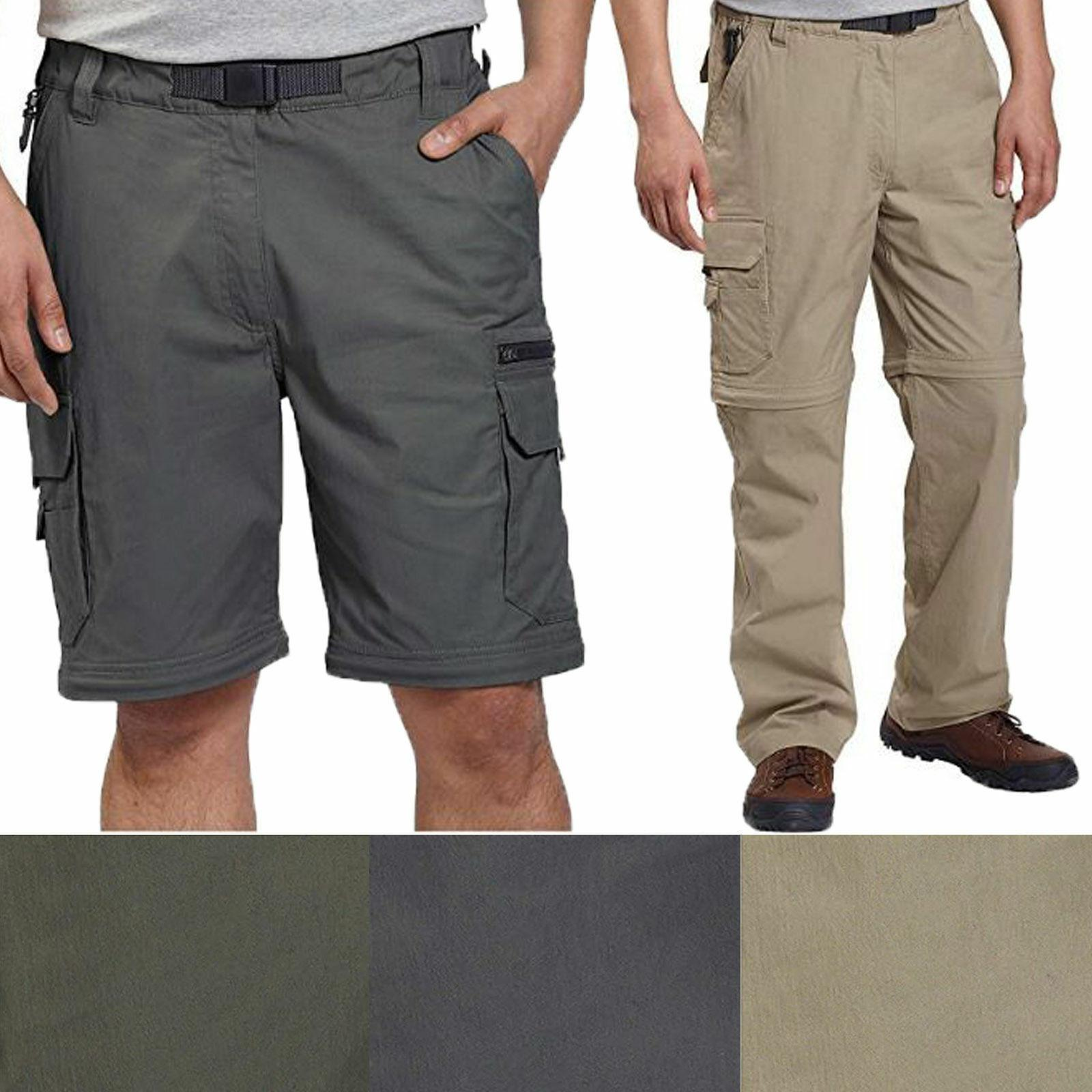 sale mens convertible stretch cargo hiking active