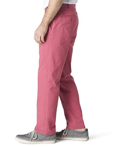 IZOD Front Chino Pant, Federal Blue,