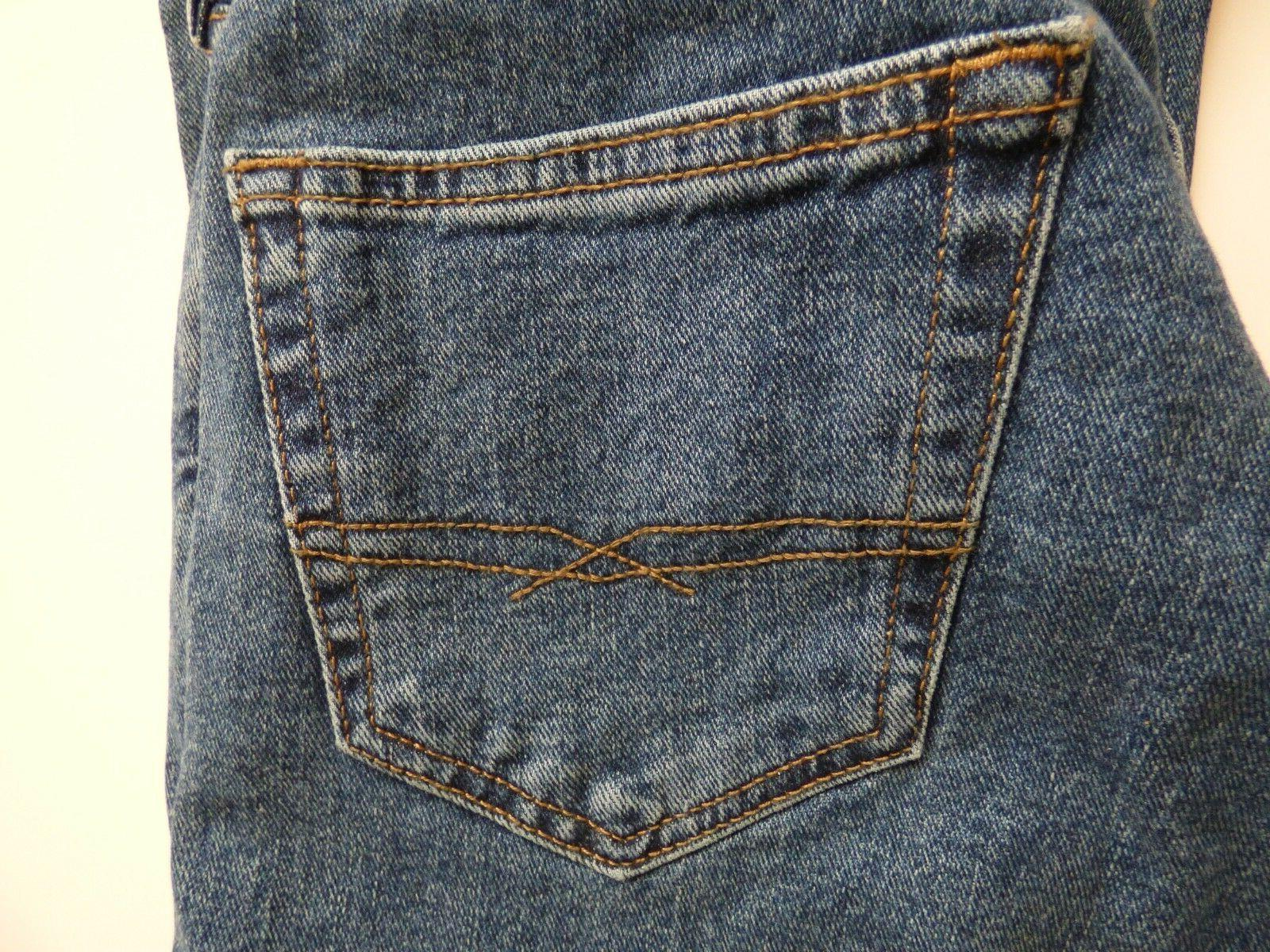 Signature by & Co. Men's Relaxed Jeans