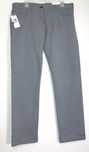 Calvin Klein Pants Convoy Mens 34x32 New With Dress