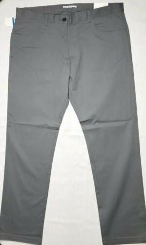Calvin Klein Pants Grey Convoy 36x32 New With Tags Dress
