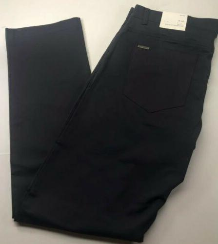 Calvin Pants Dark Color Dress