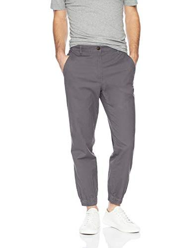 straight fit jogger pant