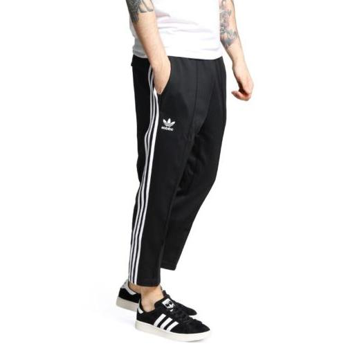 superstar relaxed crop track pants