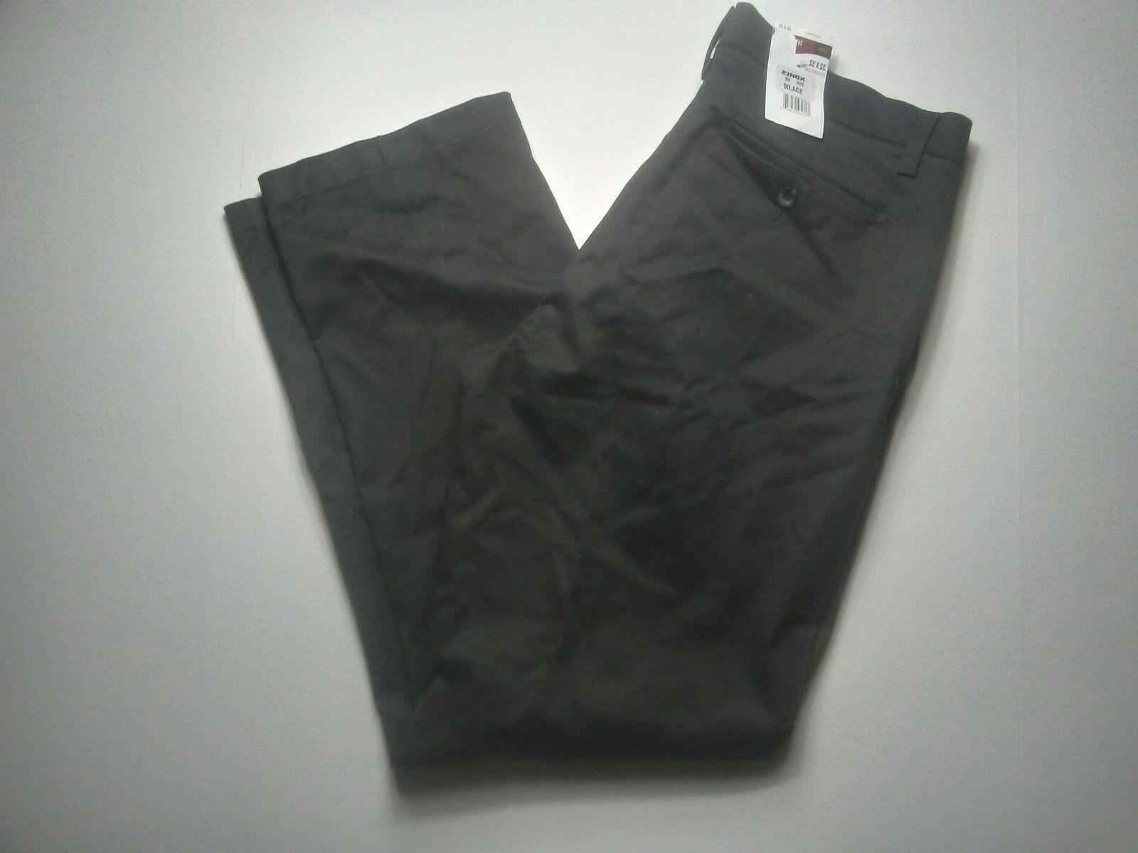 total freedom mens pants size 32x32 gray